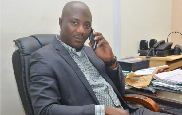 Chief Medical Director of the University of Medical Sciences Teaching Hospital, Akure, Dr Oluwole Ige