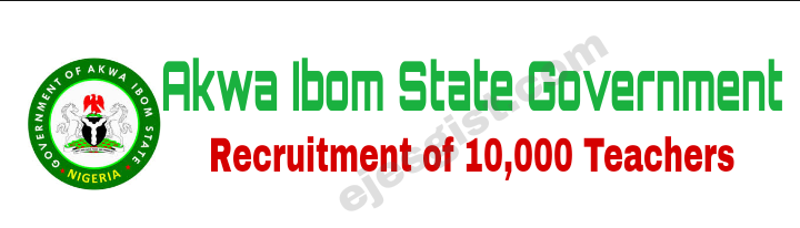 Akwa Ibom State Teachers Recruitment 2021 Portal