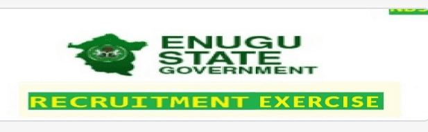 Enugu State Recruitment 2021